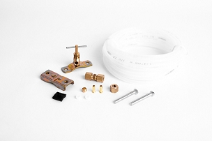 Copper & Polytube Ice Maker Installation Kits