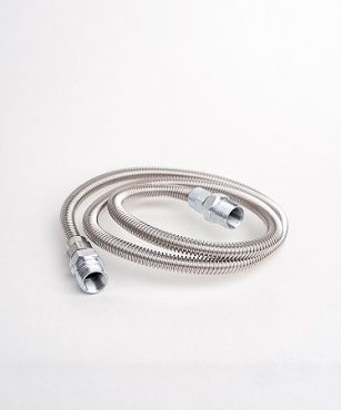 Stainless Steel Dryer Connector