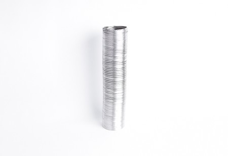 UL approved Flexible Aluminum Venting 4