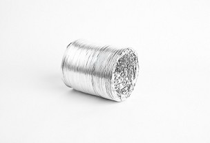Premium 5 Ply Metallic Ducting